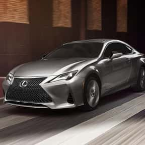 Lexus RC is listed (or ranked) 18 on the list The Best Cars of 2019