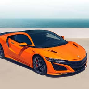 Acura NSX is listed (or ranked) 3 on the list The Best Cars of 2019
