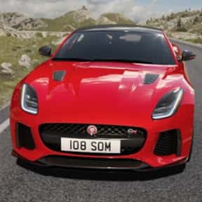 Jaguar F Type is listed (or ranked) 4 on the list The Best Cars of 2019