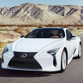 Lexus LC is listed (or ranked) 10 on the list The Best Cars of 2019