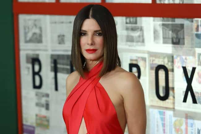 She Was Named The Most Beautif... is listed (or ranked) 4 on the list Stories Of Sandra Bullock Being Exactly As Wonderful As You'd Expect Her To Be