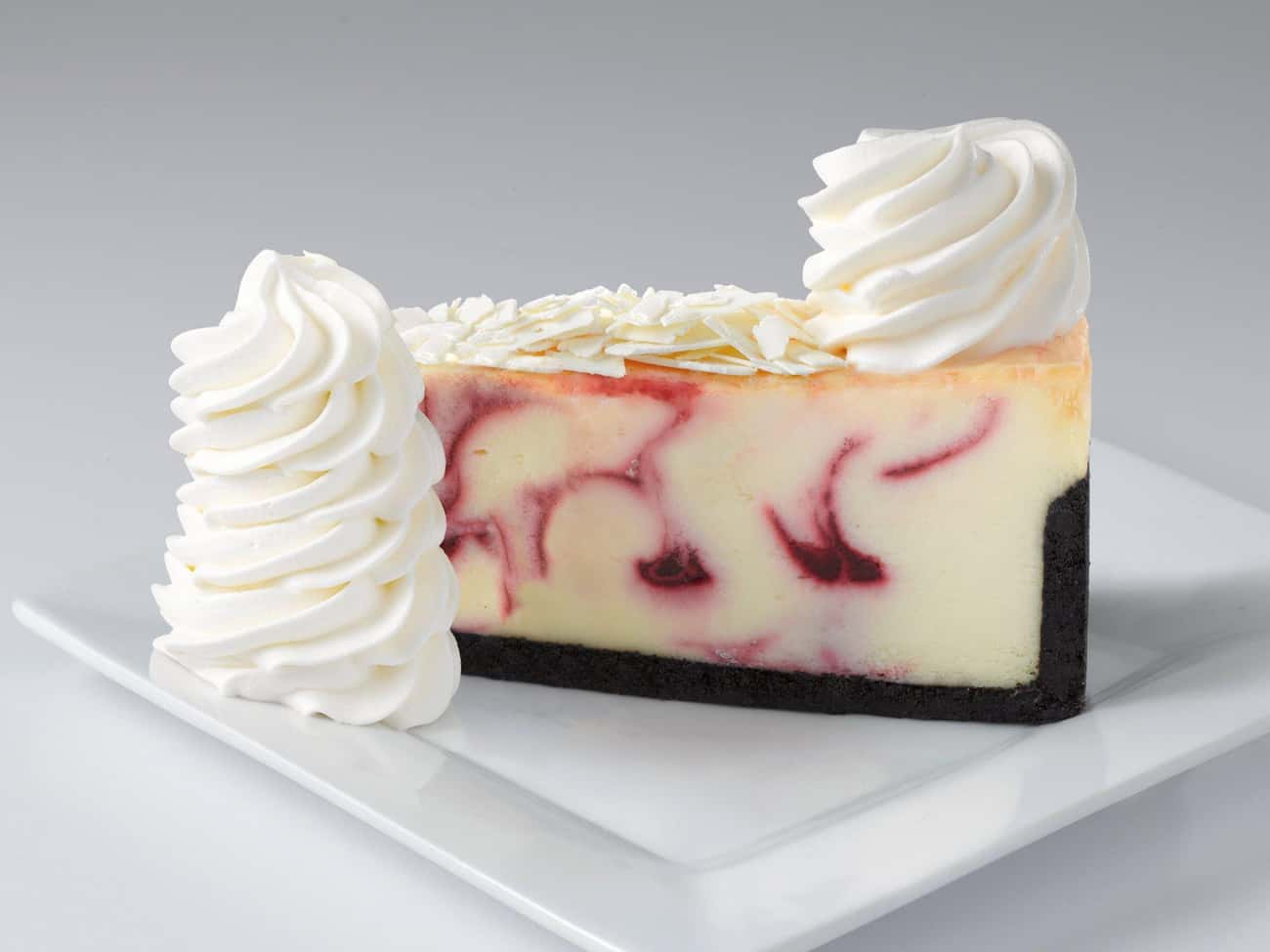 White Chocolate Raspberry Truf is listed (or ranked) 4 on the list The Best Cheesecakes At The Cheesecake Factory, Ranked