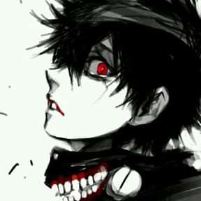 Kaneki is listed (or ranked) 24 on the list The Best Anime Characters With Black Hair