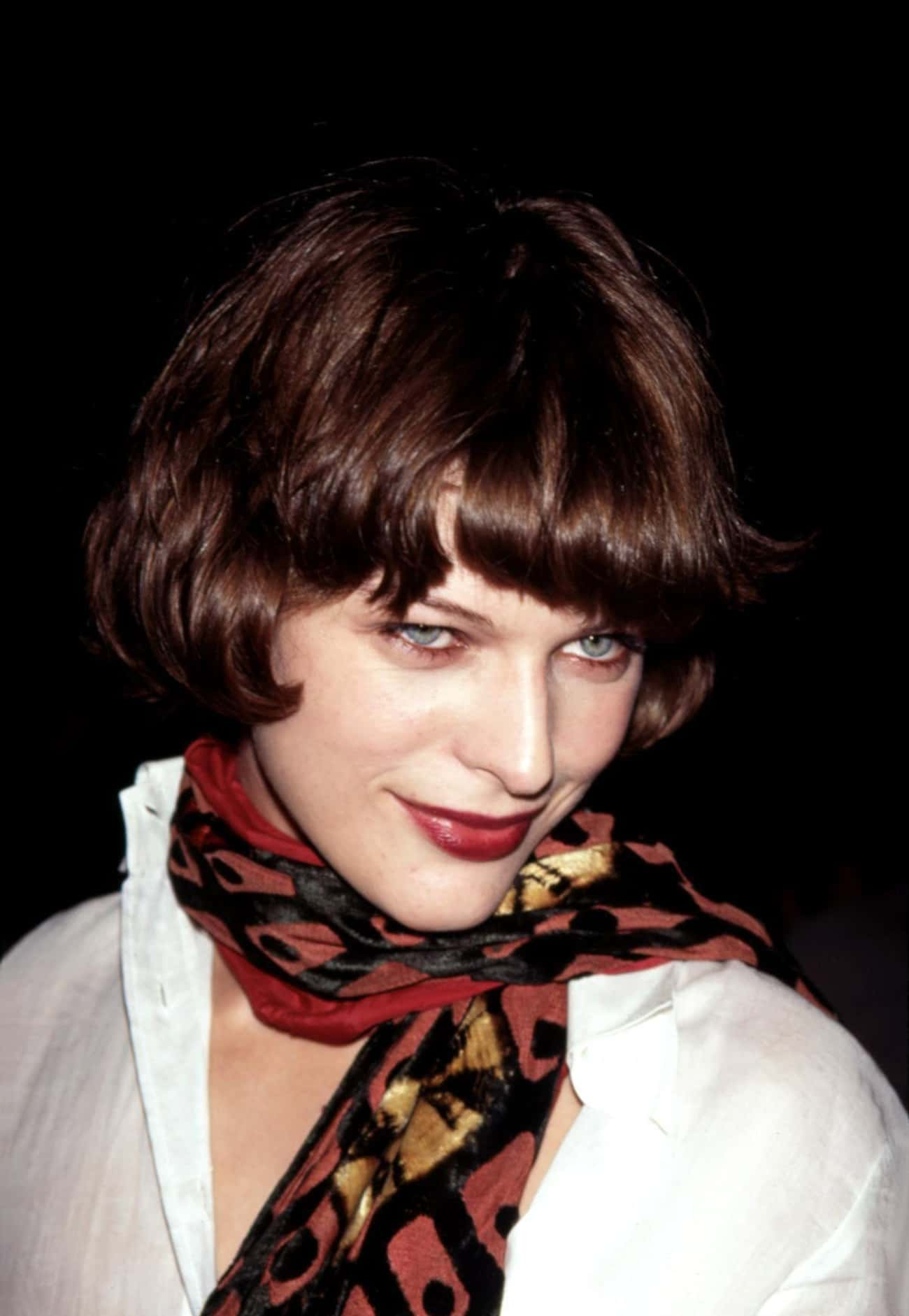 She Dropped Out Of School At A is listed (or ranked) 3 on the list 11 Facts That Prove Milla Jovovich Is Just As Much Of A Rogue As The Characters She Plays