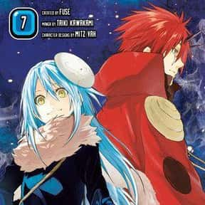 That Time I Got Reincarnated A is listed (or ranked) 1 on the list The Best Parallel Universe Manga
