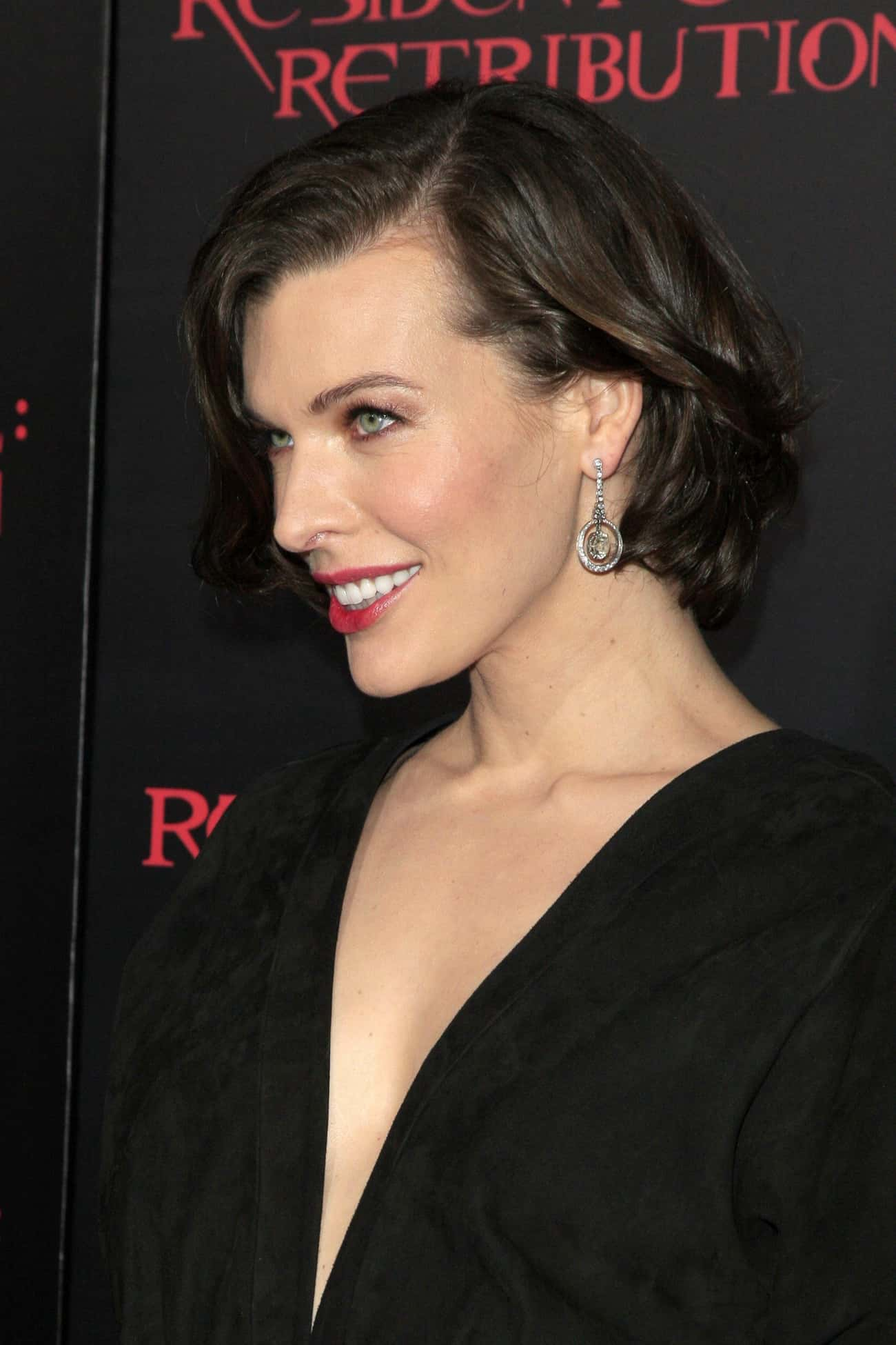 She Performed Nearly All The S is listed (or ranked) 1 on the list 11 Facts That Prove Milla Jovovich Is Just As Much Of A Rogue As The Characters She Plays