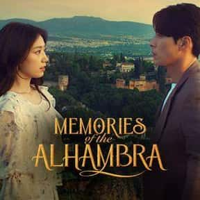 Memories of the Alhambra is listed (or ranked) 2 on the list The Best Netflix Original Thriller Shows