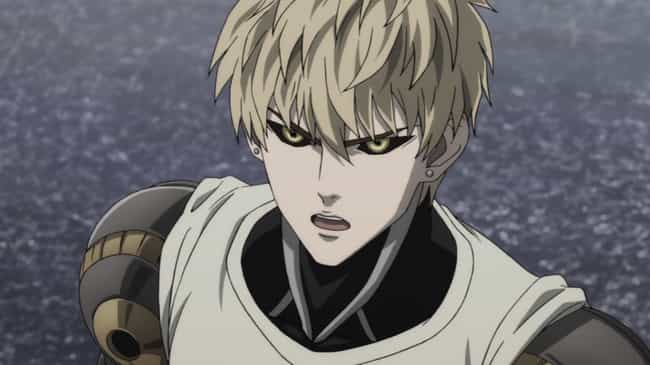 Genos is listed (or ranked) 2 on the list The 20 Best One Punch Man Characters