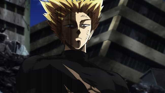 Garou is listed (or ranked) 3 on the list The 20 Best One Punch Man Characters