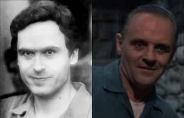 Ted Bundy's Role In Tracking T is listed (or ranked) 1 on the list The True Stories That Inspired Buffalo Bill Will Change The Way You See 'The Silence of the Lambs'