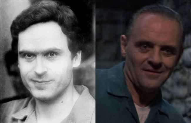 Ted Bundy's Role In Tracking T... is listed (or ranked) 1 on the list The True Stories That Inspired Buffalo Bill Will Change The Way You See 'The Silence of the Lambs'