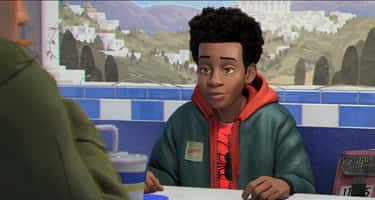 Miles Morales is listed (or ranked) 1 on the list What Your Favorite 'Into The Spider-Verse' Spider-Person Says About You