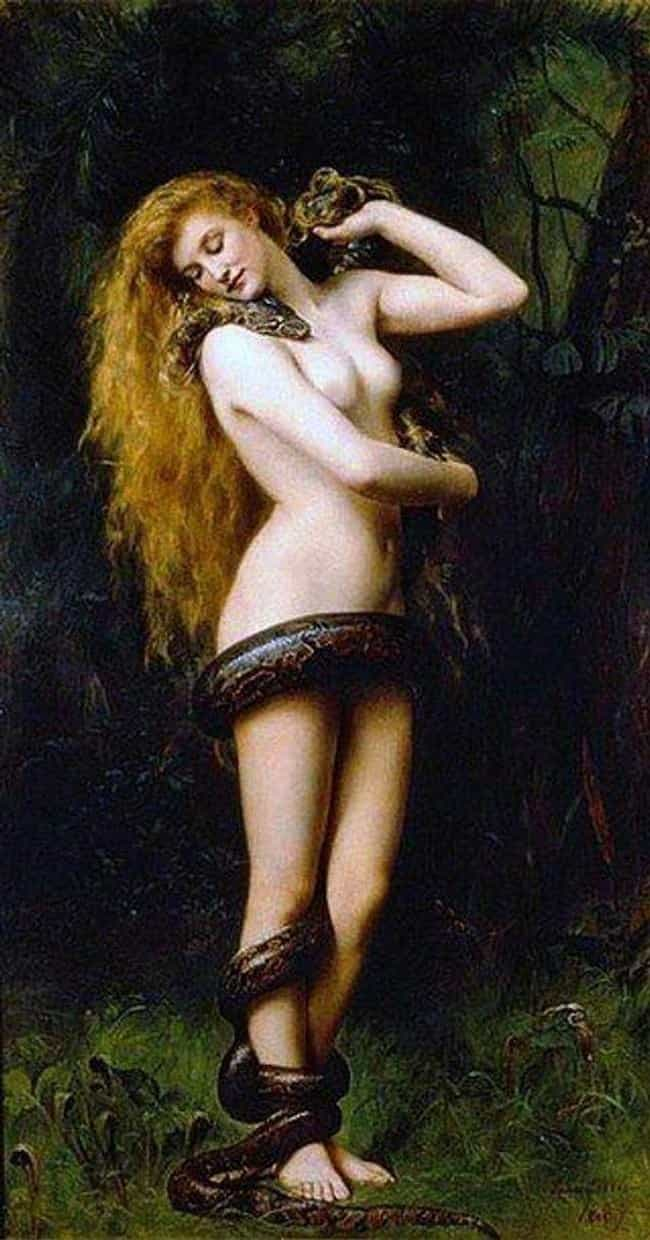 You're Pregnant Or You H... is listed (or ranked) 4 on the list 10 Signs You're Being Pursued By Lilith