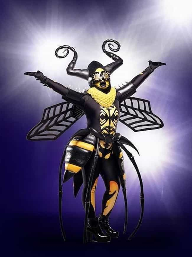 Bee is listed (or ranked) 3 on the list All The Clues For The Masked Singer Competitors