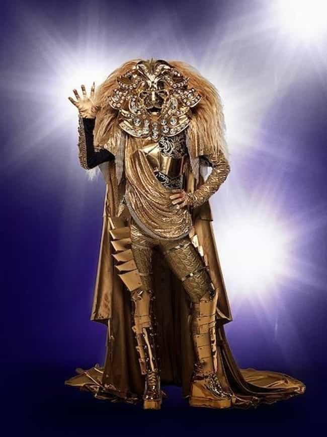 Lion is listed (or ranked) 4 on the list All The Clues For The Masked Singer Competitors