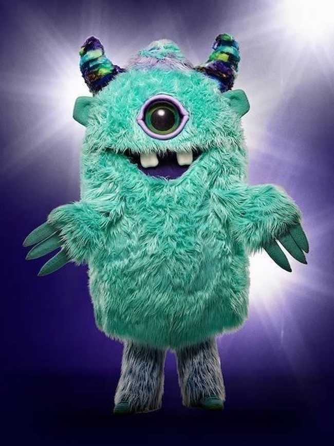 Monster is listed (or ranked) 1 on the list All The Clues For The Masked Singer Competitors