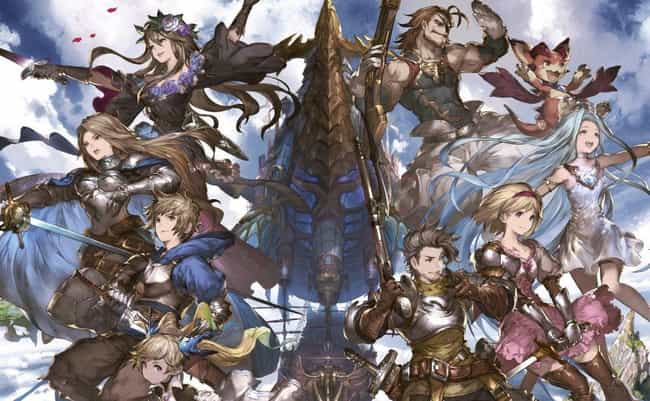 Granblue Fantasy is listed (or ranked) 3 on the list The 20 Best Free To Play Anime Games For Otaku On A Budget