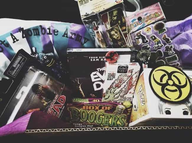 ZChest is listed (or ranked) 7 on the list 10 Creepy Subscription Boxes For Your Valentine Who Loves All Things Spooky