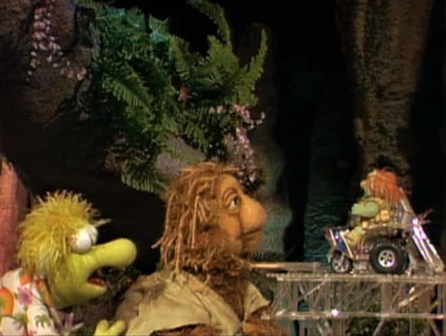 There Is Messaging About Socia... is listed (or ranked) 3 on the list 'Fraggle Rock' Was A Fever Dream Of A Children's Puppet Show