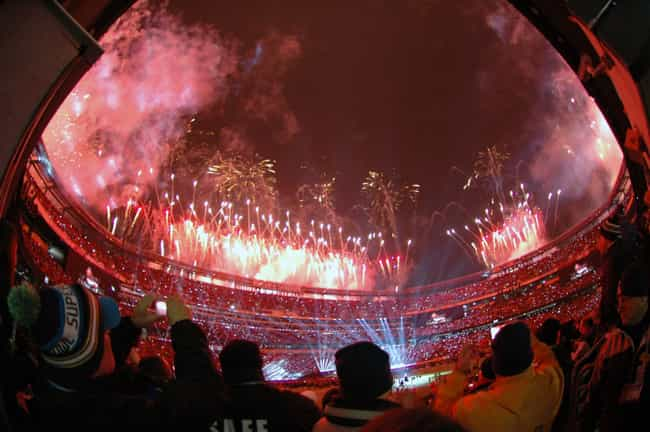 Organizers Have Just Six Minut... is listed (or ranked) 1 on the list Here's What It's Like Making The Super Bowl Halftime Show