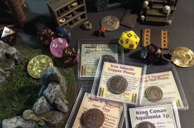 Dungeon Crate is listed (or ranked) 4 on the list 10 Geeky Subscription Boxes For Your NerdyValentine