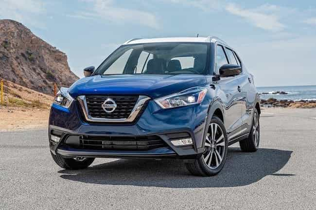 Nissan Kicks is listed (or ranked) 4 on the list The Best SUVs of 2019