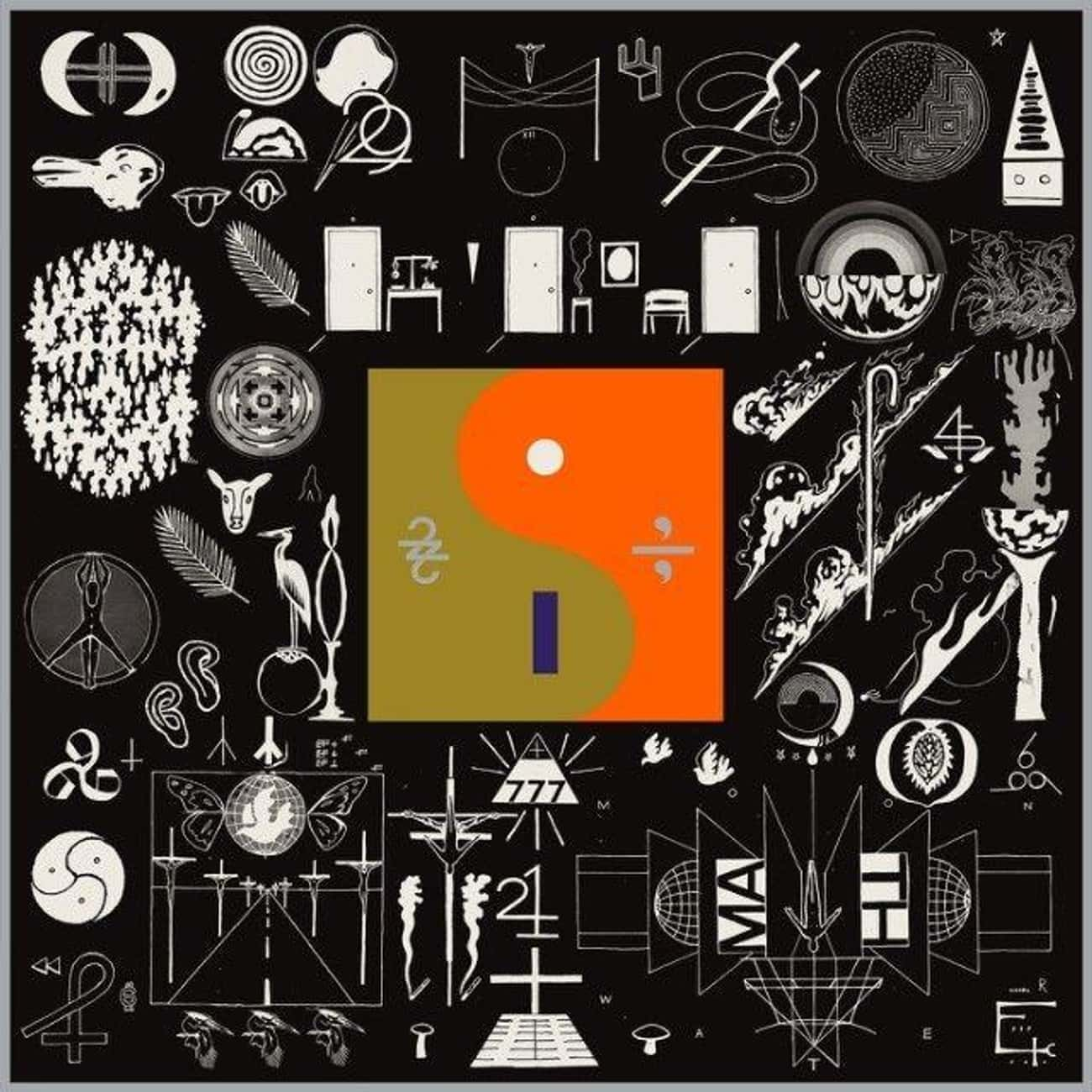 22, A Million is listed (or ranked) 3 on the list The Best Bon Iver Albums, Ranked