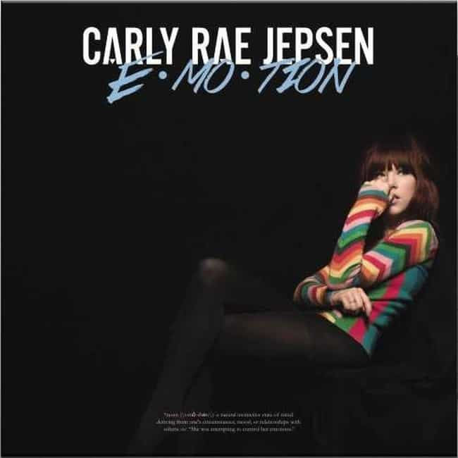 Emotion is listed (or ranked) 2 on the list The Best Carly Rae Jepsen Albums, Ranked
