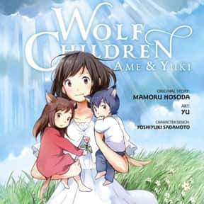Wolf Children is listed (or ranked) 1 on the list The Best Manga About Family