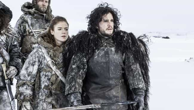 Kit Harington Spoiled The Endi... is listed (or ranked) 6 on the list 'Game of Thrones' Season 8 Reveals Shared By Cast And Crew Members