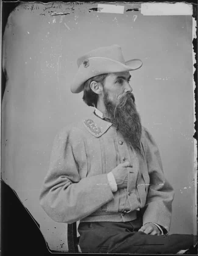 General William Mahone is listed (or ranked) 3 on the list 20 Weirdly Hot Civil War Soldier Portraits