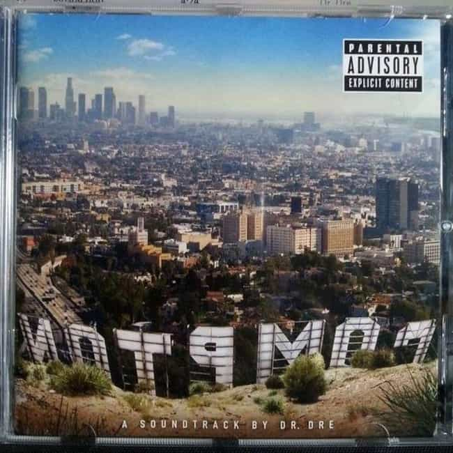 Compton is listed (or ranked) 3 on the list The Best Dr. Dre Albums, Ranked
