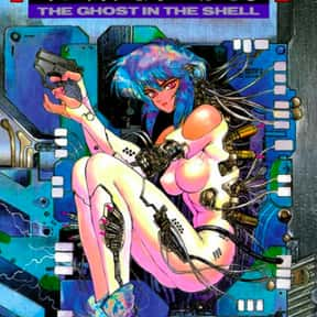 Ghost in the Shell is listed (or ranked) 5 on the list The Best Manga About Spies &Secret Agents