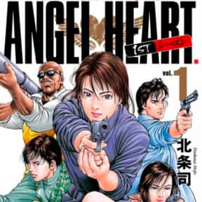 Angel Heart is listed (or ranked) 11 on the list The Best Manga About Spies &Secret Agents