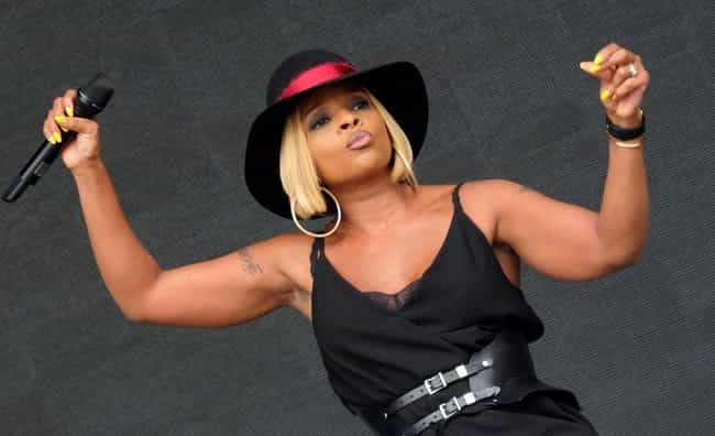 Things You Didn't Know About Mary J  Blige's Turn To Acting