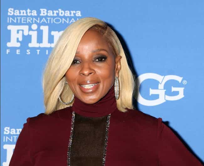 She Been Acting Since The '90s is listed (or ranked) 3 on the list Things You Didn't Know About Mary J. Blige's Turn To Acting