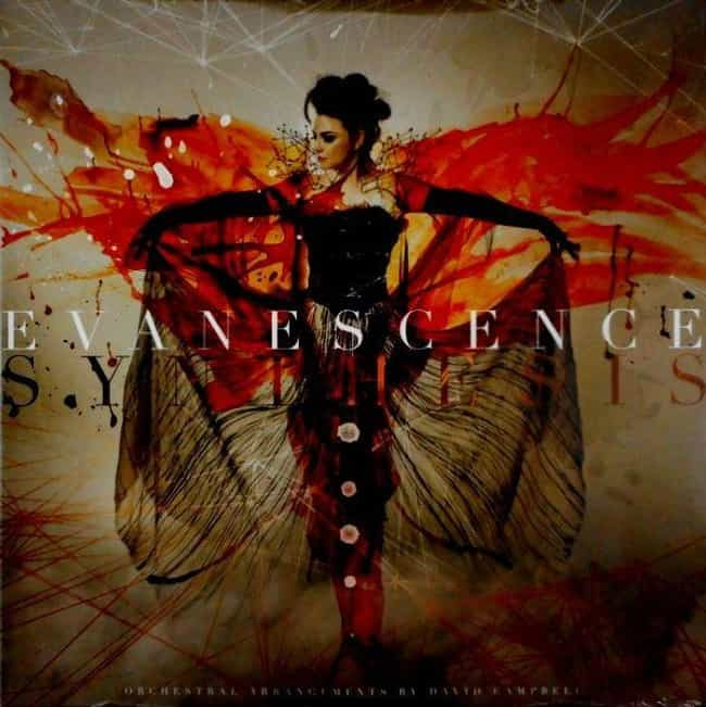 Synthesis is listed (or ranked) 4 on the list The Best Evanescence Albums, Ranked