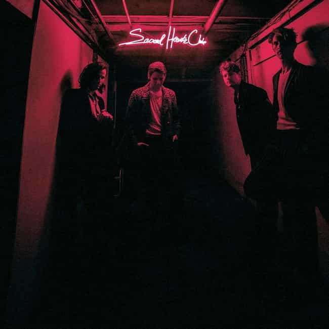Sacred Hearts Club is listed (or ranked) 3 on the list The Best Foster the People Albums, Ranked
