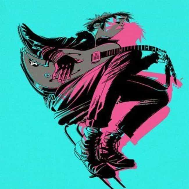 The Now Now is listed (or ranked) 4 on the list The Best Gorillaz Albums, Ranked