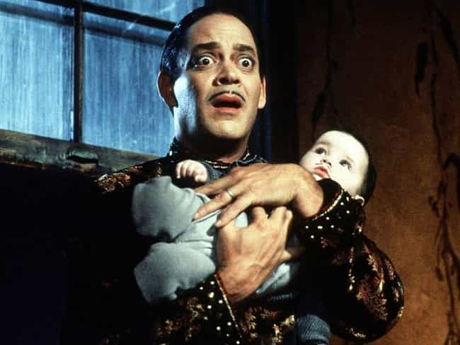 The Weeds In The Master ... is listed (or ranked) 1 on the list Hidden Details In The 'Addams Family' Movies You May Have Missed