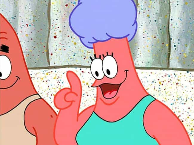 Janet And Marty Are Patrick's ... is listed (or ranked) 1 on the list Fan Theories About Patrick On 'SpongeBob SquarePants'