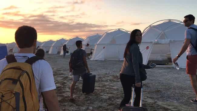 The Netflix Doc Was Produced B... is listed (or ranked) 2 on the list All The Drama And Controversies Surrounding The Competing Fyre Fest Documentaries