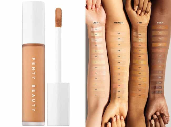 Fenty Beauty by Rihanna Pro Fi... is listed (or ranked) 4 on the list The Best New Beauty Products of 2019