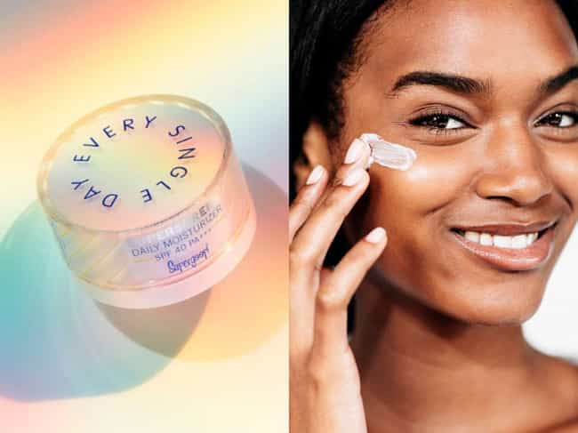 Supergoop! Daily Moisturizer is listed (or ranked) 3 on the list The Best New Beauty Products of 2019