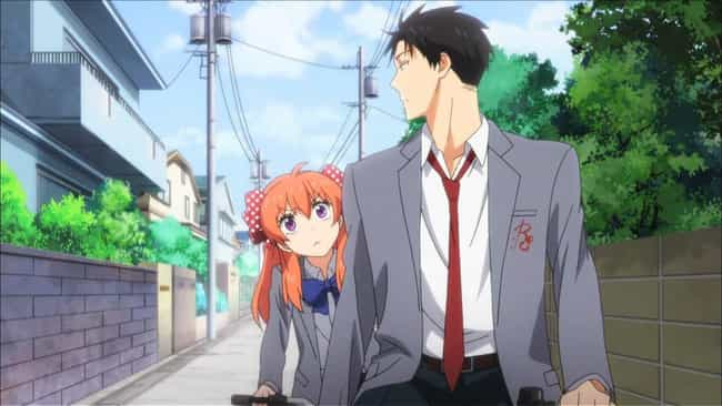 Umetarou Nozaki - Monthly Girl... is listed (or ranked) 2 on the list 15 Anime Characters Who Are Completely Oblivious To Someone Else's Crush On Them