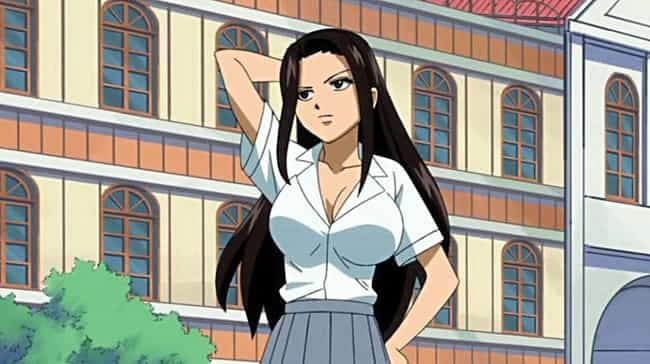 Cana Alberona Of 'Fairy Tail' ... is listed (or ranked) 2 on the list 12 Anime Characters Who Are Surprisingly Still Virgins