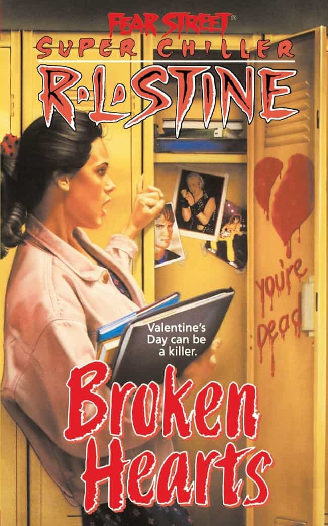 RL Stine Wrote Steamy YA Novels That Are Way Scarier Than You Remember