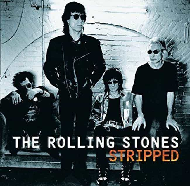 Stripped is listed (or ranked) 3 on the list The Best Rolling Stones Live Albums, Ranked