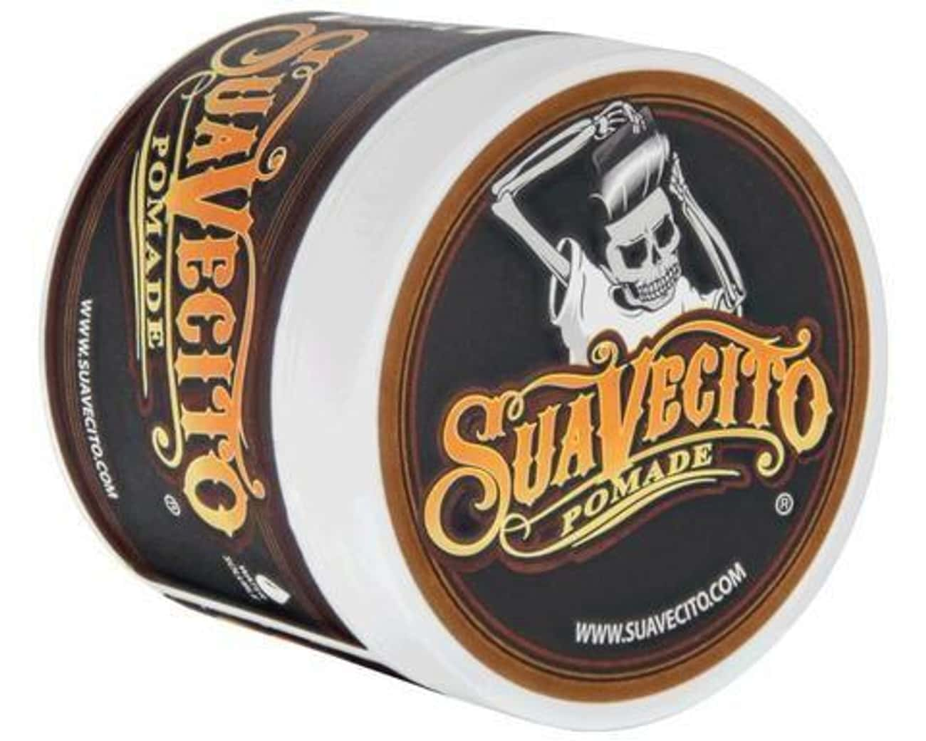 Suavecito - Original Hold Poma is listed (or ranked) 3 on the list 15 Male Care Products That Promote Personal Hygiene And Confidence