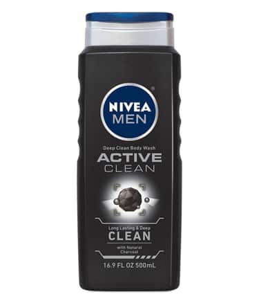 Nivea - Men Active Clean Body  is listed (or ranked) 6 on the list 15 Male Care Products That Promote Personal Hygiene And Confidence